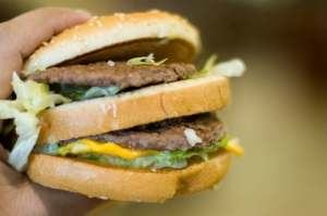 "MCDONALDIZATION: The BIG Mac and BIG Stories replace ""Tasty Mac"" and Good Stories"