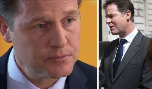 """CLEGG: """"Exhausted, red-eyed and pale"""""""