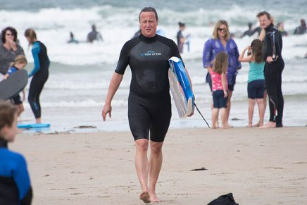 Better a Bad Day on the Waves Than a Referendum onIndependence