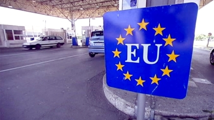 EU Scrap Search and Rescue for Tighter Border Control