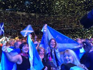 Not just an SNP conference, but a true hub of people, ideas, energy, and inspiration. Photo: Ross Brannigan
