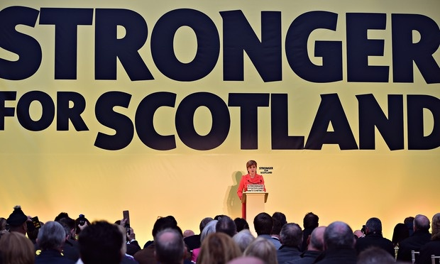 SNP manifesto launch on Monday (Edinburgh).