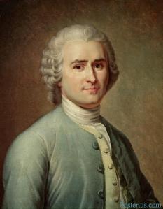 Portrait-of-Jean-Jacques-Rousseau-by-Lacretelle