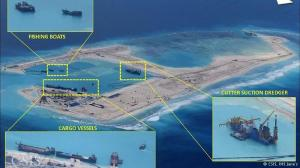 South China Sea dredging