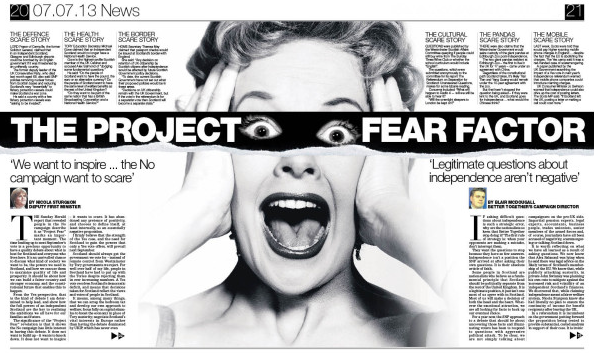 The psychology of Project Fear