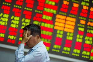 China Stocks Plunge On Wednesday